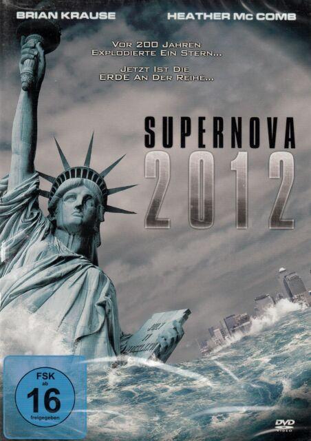 SUPERNOVA 2012 / DVD - NEU