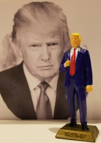DONALD TRUMP FIGURINE - ADD TO YOUR MARX COLLECTION