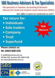 SBS Business Advisors and Tax Specialists