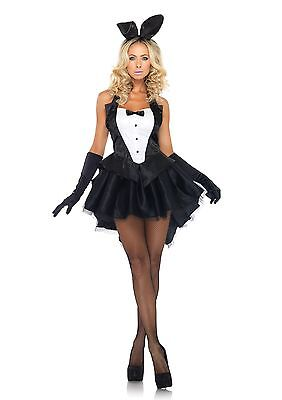 Sexy Tux and Tails Bunny Rabbit Adult Women