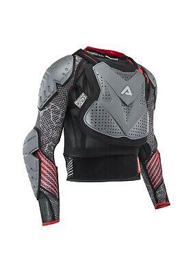 Acerbis Scudo CE 3.0 Body Armour Protection Motocross MX Enduro Black