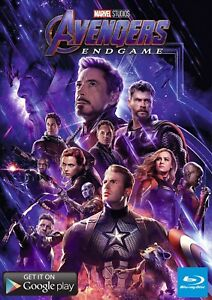 Avengers Endgame GooglePlay code for trade