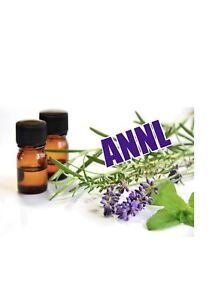 Lots of stuff made with essential oils