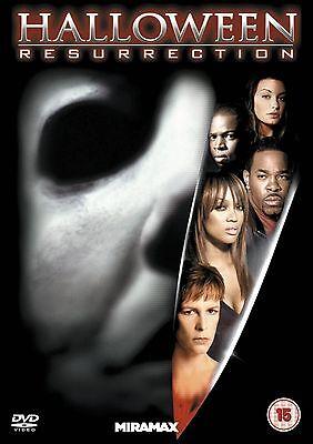 Halloween - Resurrection Jamie Lee Curtis, Brad Loree, Busta Rhymes Region 2 DVD