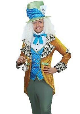 Leg Avenue 86875 Classic Mad Hatter Hutmacher Herren Kostüm Fasching Helloween