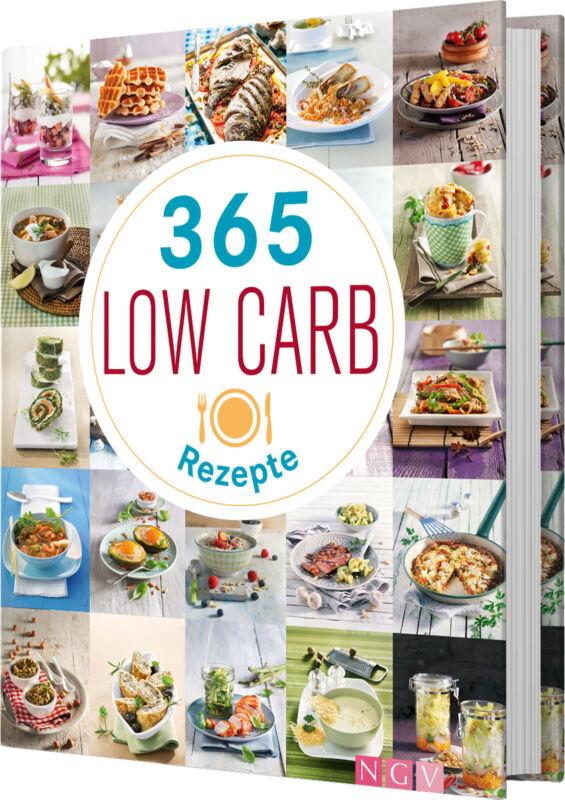 365 Low Carb Rezepte