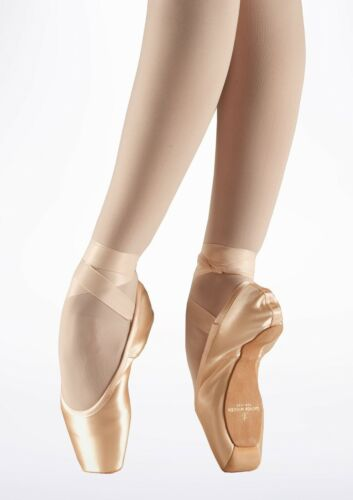 Gaynor Minden Pointe Shoes Sculpted Fit With Suede Tips (Made in USA)