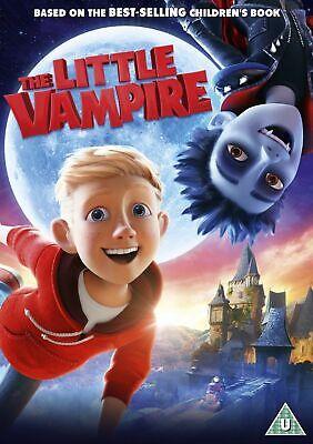 The Little Vampire [DVD] Kids Animated Movie Family fun Childrens Film Gift Idea