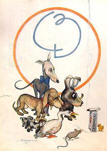 43-CIGARRILLOS-TOBACCO-VINT-MAGAZINE-AD-Plus-Ultra-1919-Illustrated-by-Huergo