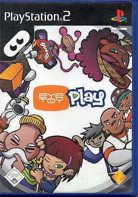 EyeToy : Play Playstation2 Spiel PS2 segunda mano  Embacar hacia Mexico