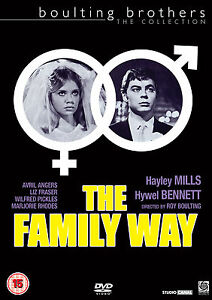 THE FAMILY WAY (DVD) (New)