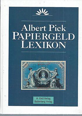 PICK 1992  ***  PAPIERGELD - LEXIKON *** 3.AUFL.