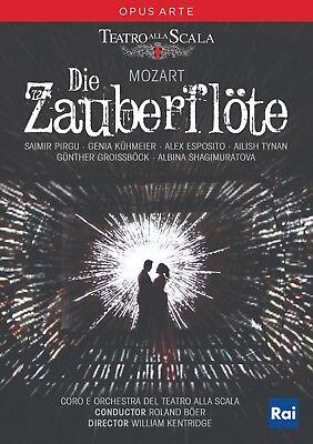 Mozart - Die Zauberflote (DVD, Teatro alla Scala)
