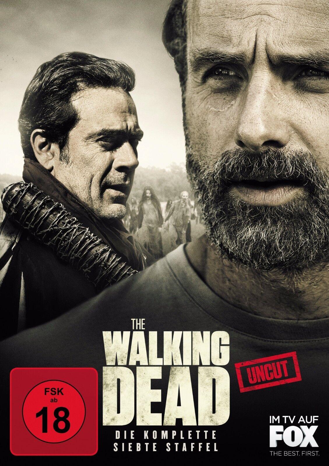 The Walking Dead - Season 7 (DVD) (Neu)
