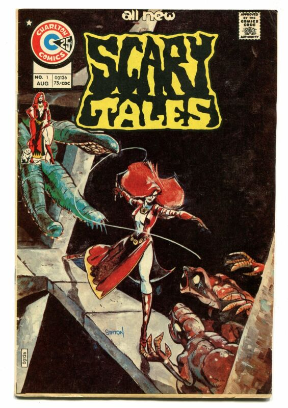 SCARY TALES # 1
