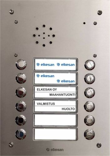 Aiphone VC-10M compatible door entry panel, replacement