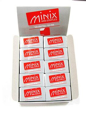 Minix Mini Staples 10-1m
