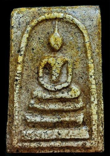"Thai Amulet-Phra Somdej-Prataan Pim-""プラ・ソム・デット""##佛护身符# 花大師"