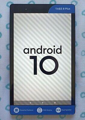 Usado, LENOVO TAB 3 8 PLUS TB-8703X 3GB/16GB Dual Sim 8.0 Inch WiFi 4G Android 10 segunda mano  Benyamina