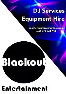 Blackout Entertainment Melbourne CBD Melbourne City Preview
