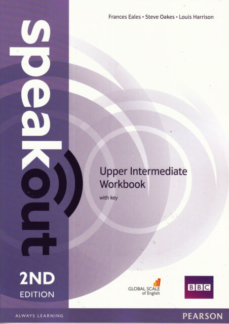 Pearson SPEAKOUT 2nd EDITION Upper Intermediate Workbook with Answer Key @NEW@