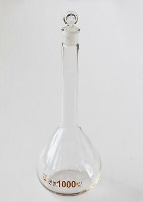 Glass Volumetric Flask