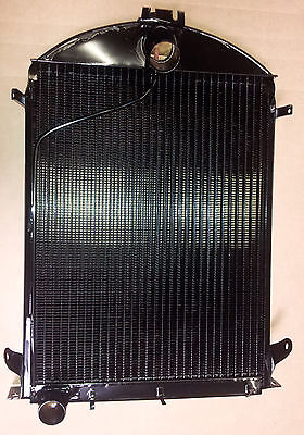 Ford Model A Radiator 1930 - 1931 Brand NEW Aftermarket BRASS & COPPER