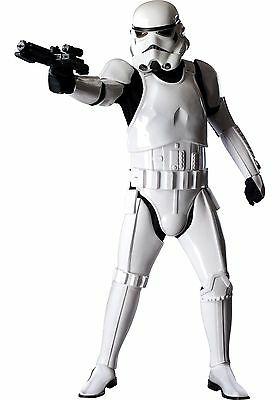 STAR WARS AUTHENTIC SUPREME EDITION STORMTROOPER INDIVIDUAL ARMOR PIECES (Supreme Costume)