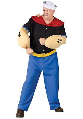 Plus Size Popeye Costume - Plus Size Popeye Costume