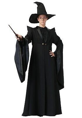 ADULT PROFESSOR MCGONAGALL HARRY POTTER COSTUME (with defect - custom - Harry Potter Professor Kostüm