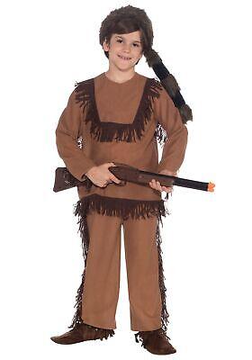 Davy Crockett Costume (Child Davy Crockett Costume)