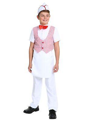50s Boy Costume (Boy's 50s Car Hop Costume)