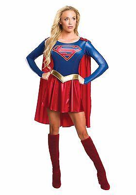 Adult Supergirl TV Show Costume - Supergirl Show Kostüm