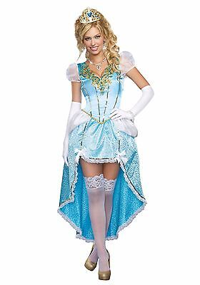 Having a Ball Princess Costume for Women (all sizes) New by Dreamgirl 9473