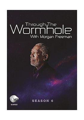 Through The Wormhole With Morgan Freeman Season 6 Free Shipping