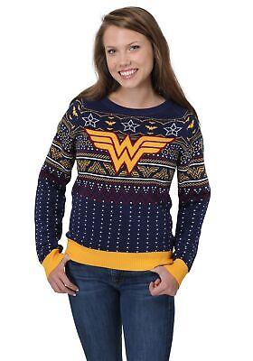 Wonder Woman Navy Womens Holiday - Womens Navy Kostüm