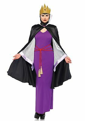 Deadly Dark Queen Costume, 8-16, Leg Avenue, Snow White Fancy Dress, Fairy - Dark Snow White Kostüm
