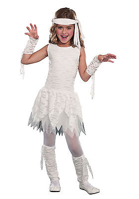 Wrap It Up! Mummy Costume for Girls (all sizes) New by Dreamgirl 9581 - Mummy Costume Girl