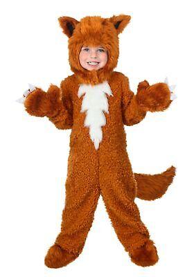 Fox Toddler Costume (Toddler Fox Costume)
