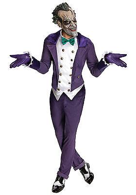 Arkham City - Adult Joker Costume