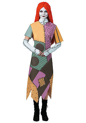 Sally The Nightmare Before Christmas Costume (Sally The Nightmare Before Christmas Costume)