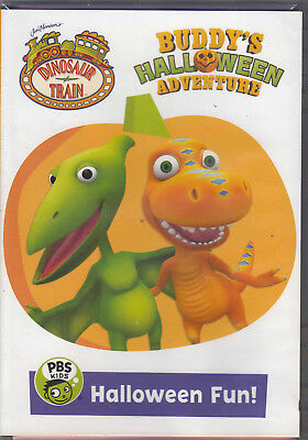 Dinosaur Train: Buddy's Halloween Adventure (DVD, 2017) New - Children's Halloween Movies 2017