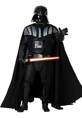 Adult Authentic Star Wars Ultimate Darth Vader Costume Size Standard