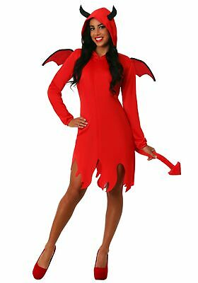 Cute Costumes For Womens (Adult Cute Devil Costume for)