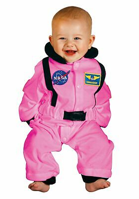 Infant Astronaut Costume (Infant Pink Astronaut Costume)