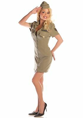Sexy Fly Girl Military - Fly Girl Costume