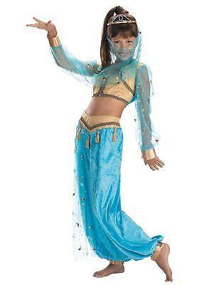 Girls Mystical Genie Costume (Child Mystical Genie Costume)
