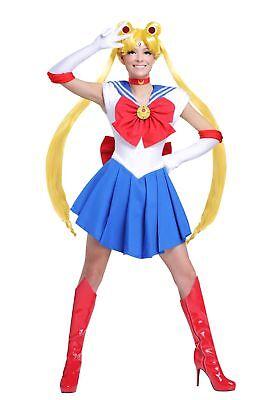 Sailor Moon Costume (Womans Sailor Costume)
