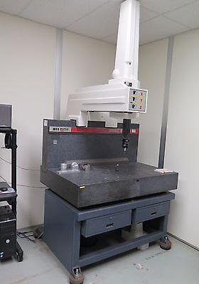 Sheffield Cordax 1808 Cmm Mea Coordinate Measuring Machine W Renishaw Mih Probe