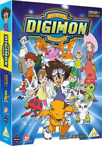 Digimon - Digital Monsters: Season 1 [DVD]